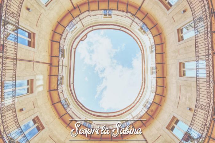 Palazzo Dosi Delfini - cosa vedere in sabina