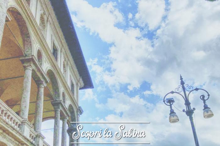 Palazzo Vincentini (o Palazzo della Prefettura) - cosa vedere in sabina