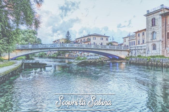 Ponte romano - cosa vedere in sabina