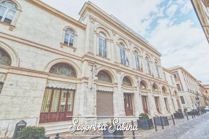 Teatro Flavio Vespasiano - cosa vedere in sabina