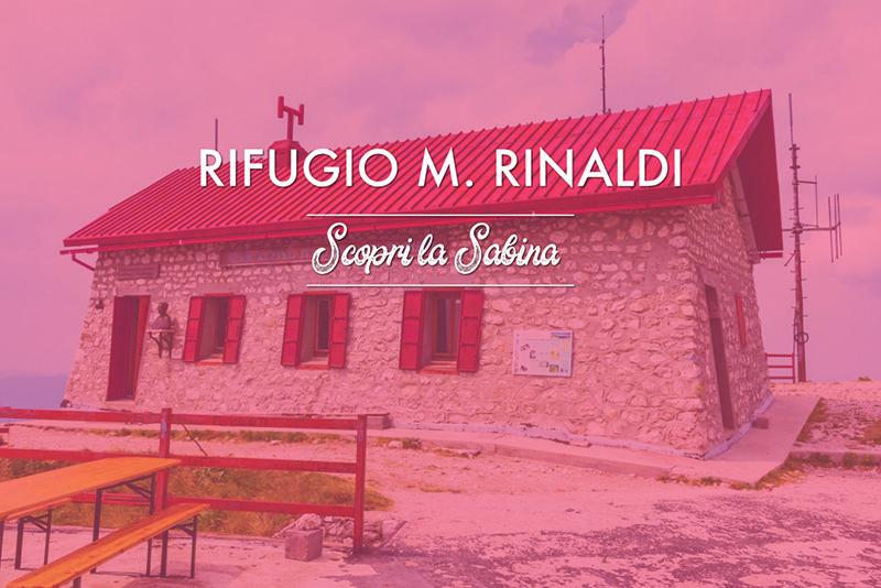 Rifugio Massimo Rinaldi (Terminillo) - cosa vedere in sabina