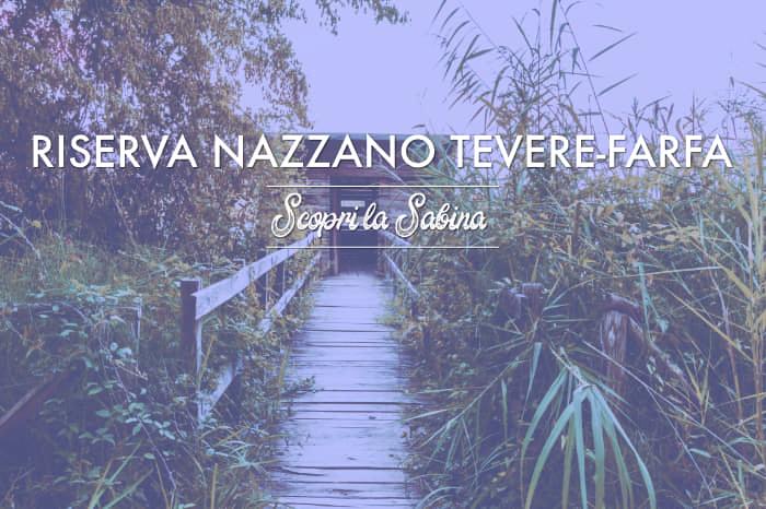Riserva naturale Nazzano Tevere-Farfa