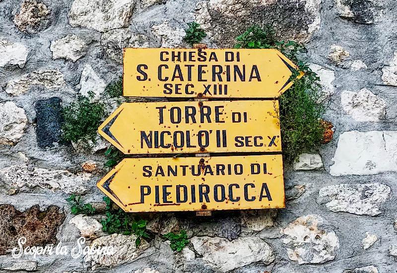 roccantica borgo storico della sabina