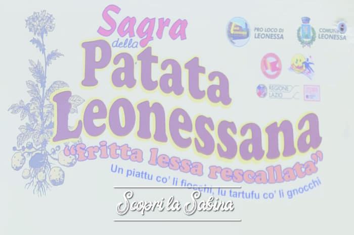 La Sagra della Patata di Leonessa