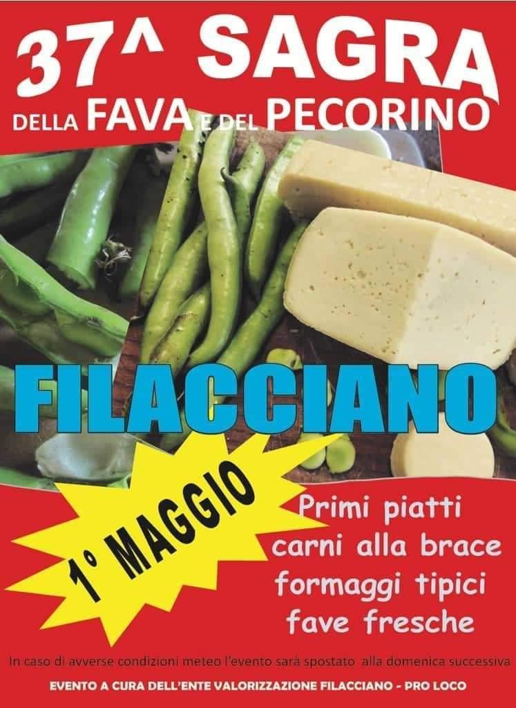 Sagra delle Fave e del Pecorino a Filacciano – 37^ edizione - eventi in sabina