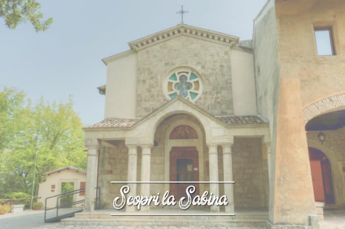 Chiesa del Santuario di Fonte Colombo