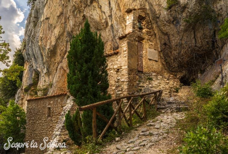 Santuario di Poggio Bustone - Sacro Speco
