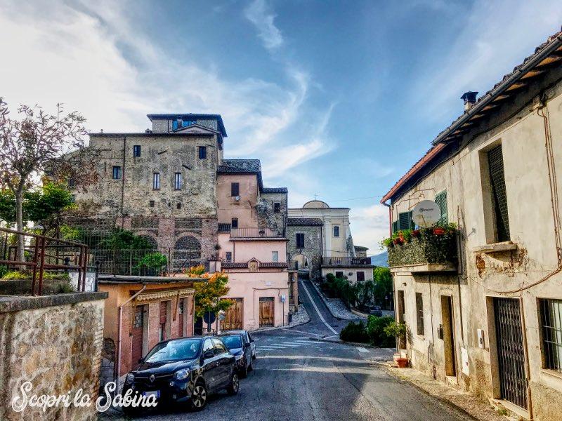 selci borgo storico della sabina