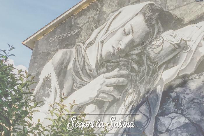 Murales di Selci