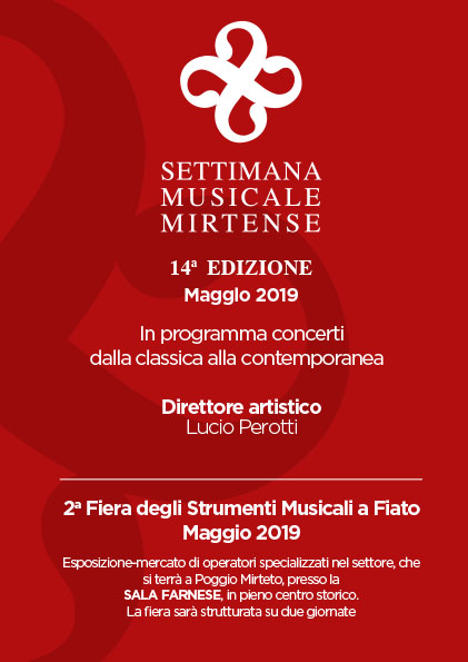 Fiera degli strumenti musicali a fiato nel Lazio – 2^ edizione - eventi in sabina