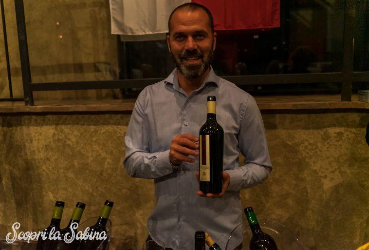 sommelier di selci vini tenuta santa lucia poggio mirteto