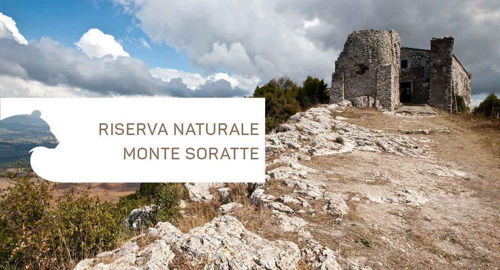 Monte Soratte: l'anello della Montagna Sacra - eventi in sabina