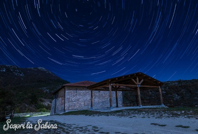 Startrail al Tancia Hostel House