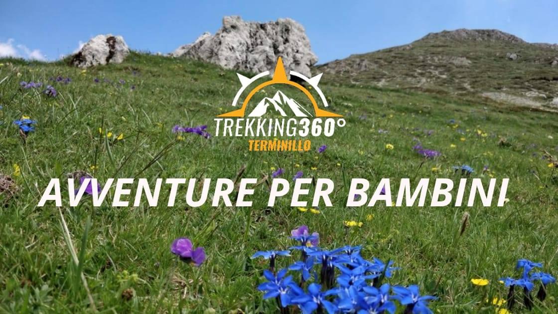 Escursione avventura per bimbi (e non) al Terminillo - eventi in sabina