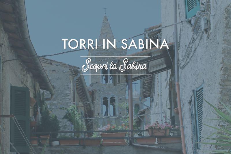Torri in Sabina - cosa vedere in sabina