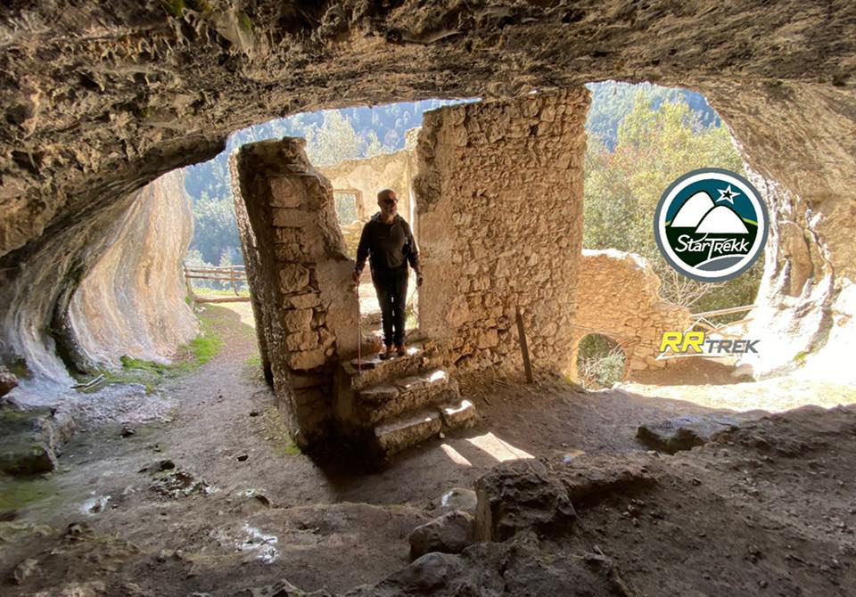 Trekking agli Eremi e alle Pozze del Diavolo in Sabina - eventi in sabina