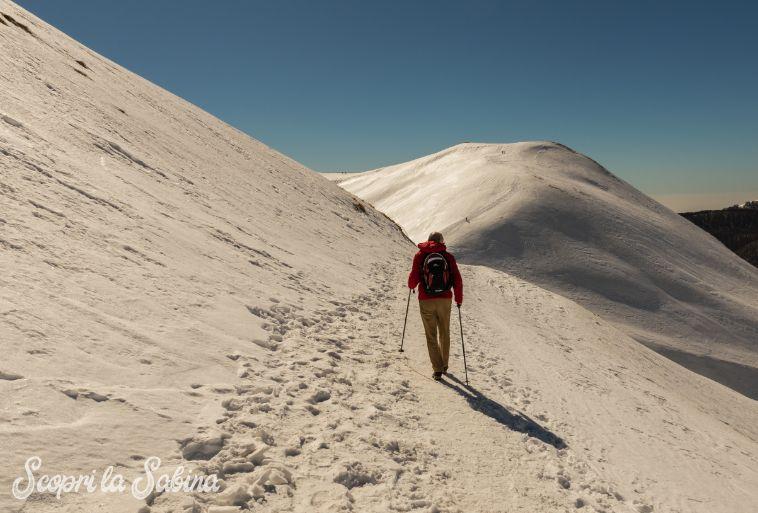 trekking nel lazio escursioni ciaspole sabina