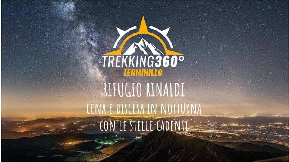 Escursione e cena sotto le stelle al Rifugio Rinaldi al Terminillo - eventi in sabina