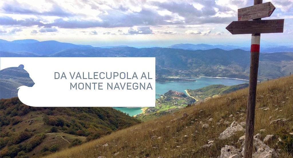 Da Vallecupola al Monte Navegna - eventi in sabina