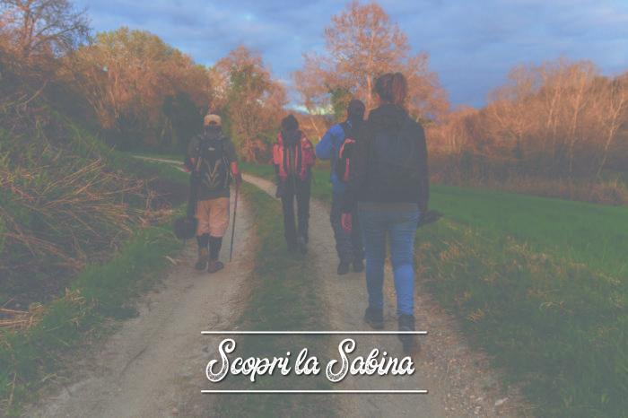 In Sabina assapora un nuovo modo di fare vacanza… lento!