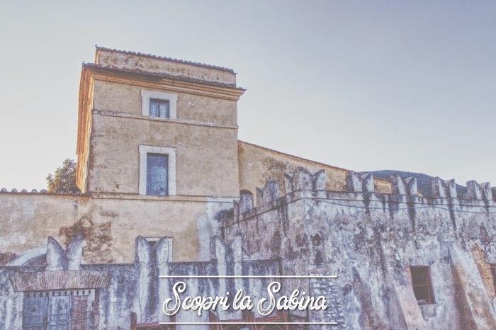 Castello di Vacone - cosa vedere in sabina