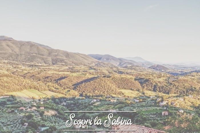 Terrazza della Sabina - cosa vedere in sabina