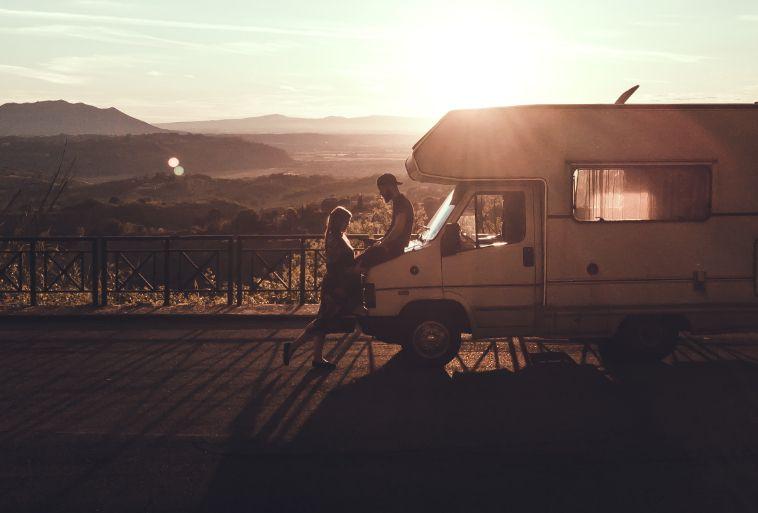 viaggio camper sabina lazio rieti roma